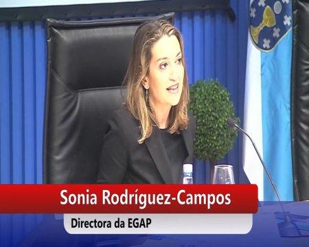 Inauguración da xornada Auditoría do sector público - Xornada sobre auditoría do sector público